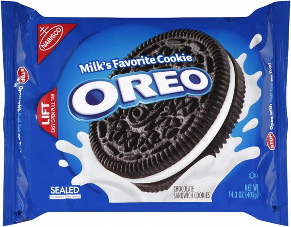 Oreo Milk Favorite Cookie 405 g
