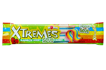 Airheads Xtreme Rainbow Berry sweatly 57 g