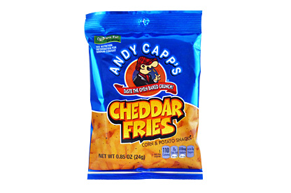 Andy Capps Cheddar Fries 24g