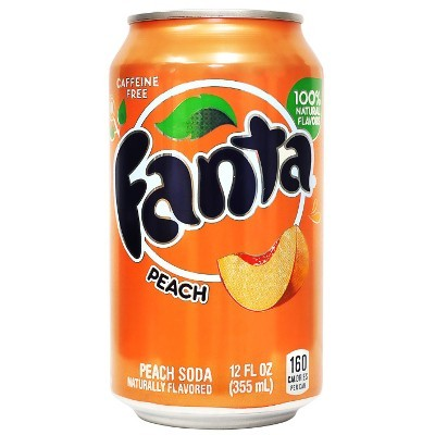 Fanta Cherry plech.355ml