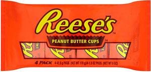 Reese´s Peanut Butter 4x42,5g
