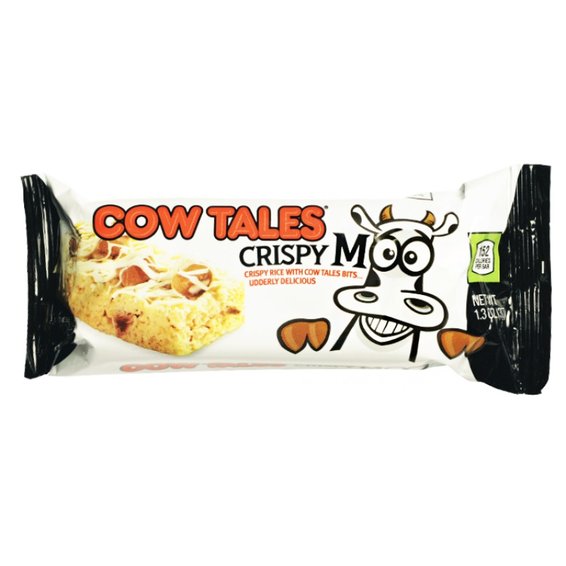 Cow Tales Cripsy Moo Bar 37g
