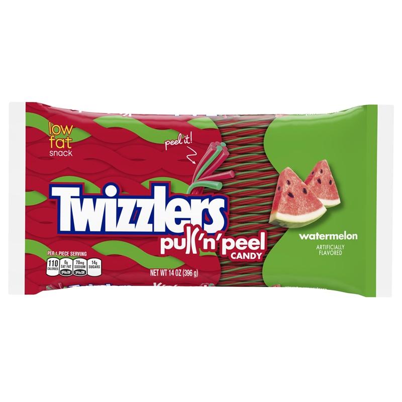 Twizzlers Watermelon Pull N´Peel 396 g