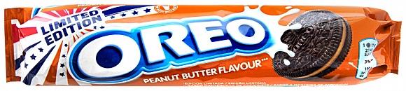 Oreos Peanut Butter 154g
