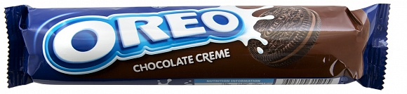 Oreos Chocolate Creme 154g