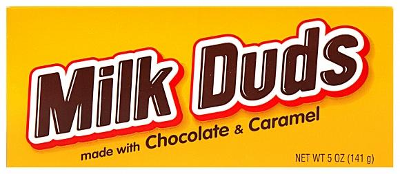 Hershey´s Milk Duds 141g