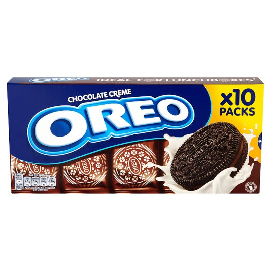 Oreo Chocolate Creme Sandwich Biscuit 220g