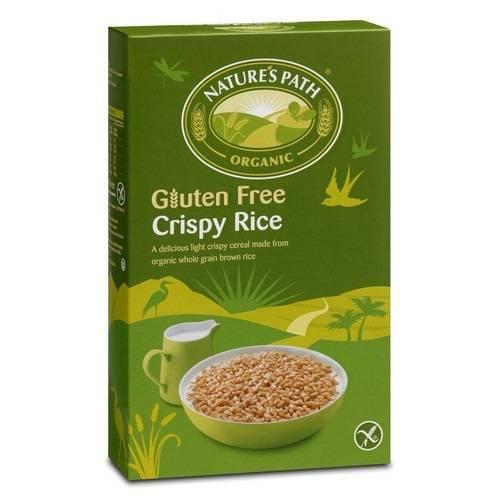 Nature's Path Organic Gluten Free Crispy Rice 284g