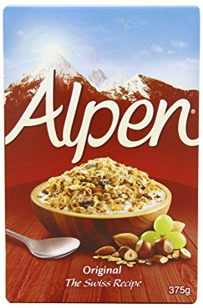 Alpen Muesli Original 375g
