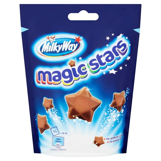 MILKY WAY® Magic Stars 91g
