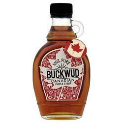 Buckwud Maple Syrup Clear 250G