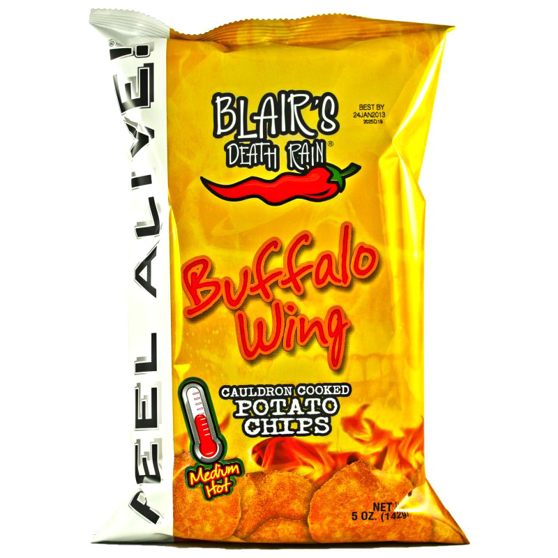 Blair´s death rain Buffalo Wing 43g