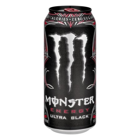 Monster Energy Ultra Black 473ml