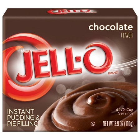 Jell-o Chocolate pudding 110g