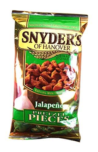 Snyders Jalapeno Pretzel Pieces 63,8 g