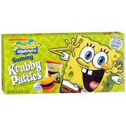 Spongebob Squarepants Gummy Krabby Patties 72 g
