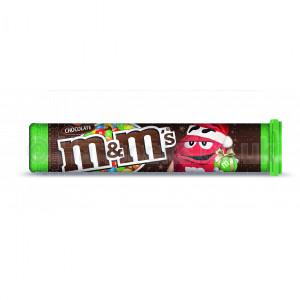 M&M's Chocolate Tube 50g