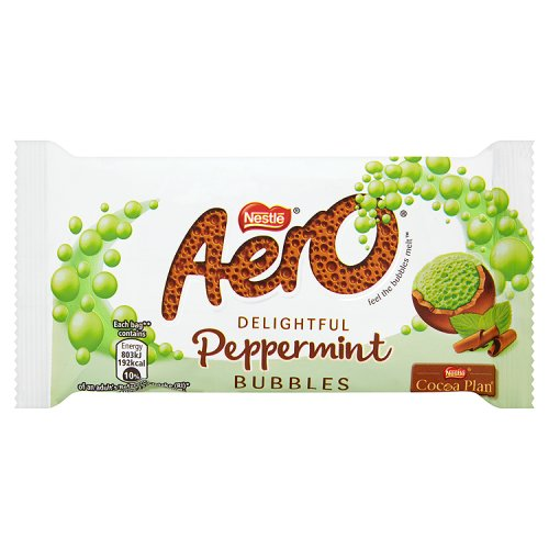 AERO Bubbles Peppermint 36g