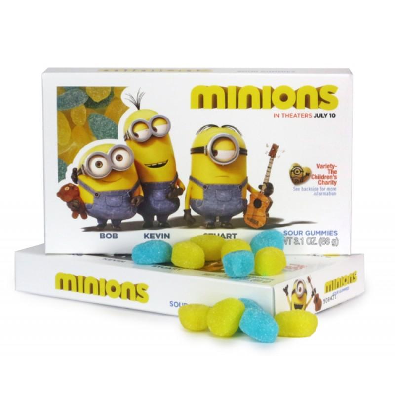 Minions Sour Gummies