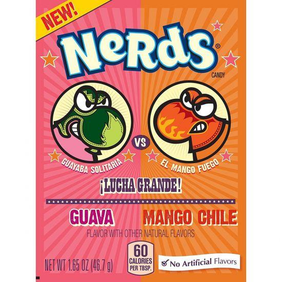 Wonka Nerds Guava&Mango Chille 46,7g