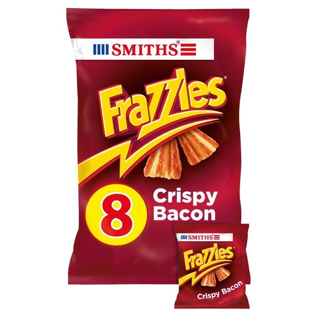 SMITHS FRAZZLES 8X18G