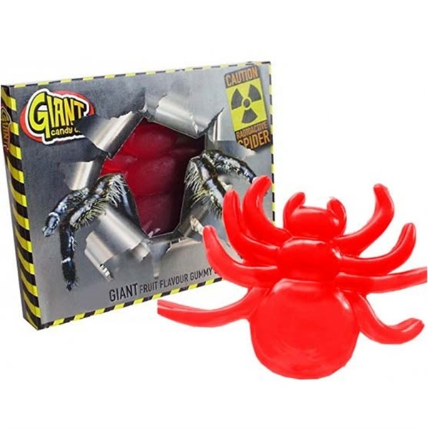 Giant Gummy Spider 800g