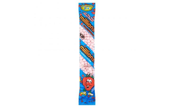 Millions Strawberry Flavour 60g