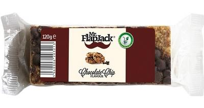Mr FlapJack Chcolate Chip 120g