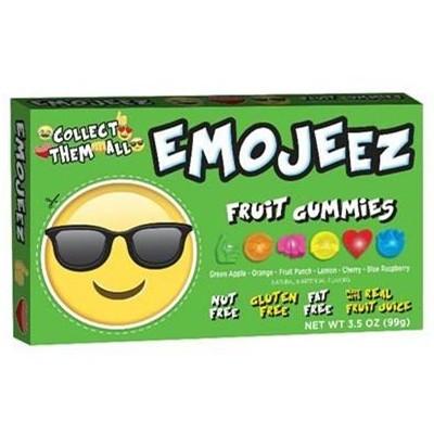 EMOJEEZ SUNGLASSES FRUIT GUMMIES 99g