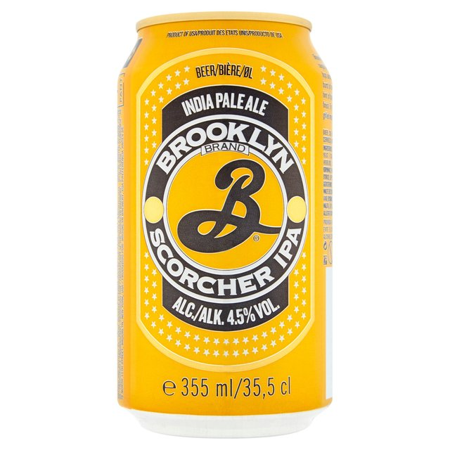 BROOKLYN SCORCHER CAN 355ML