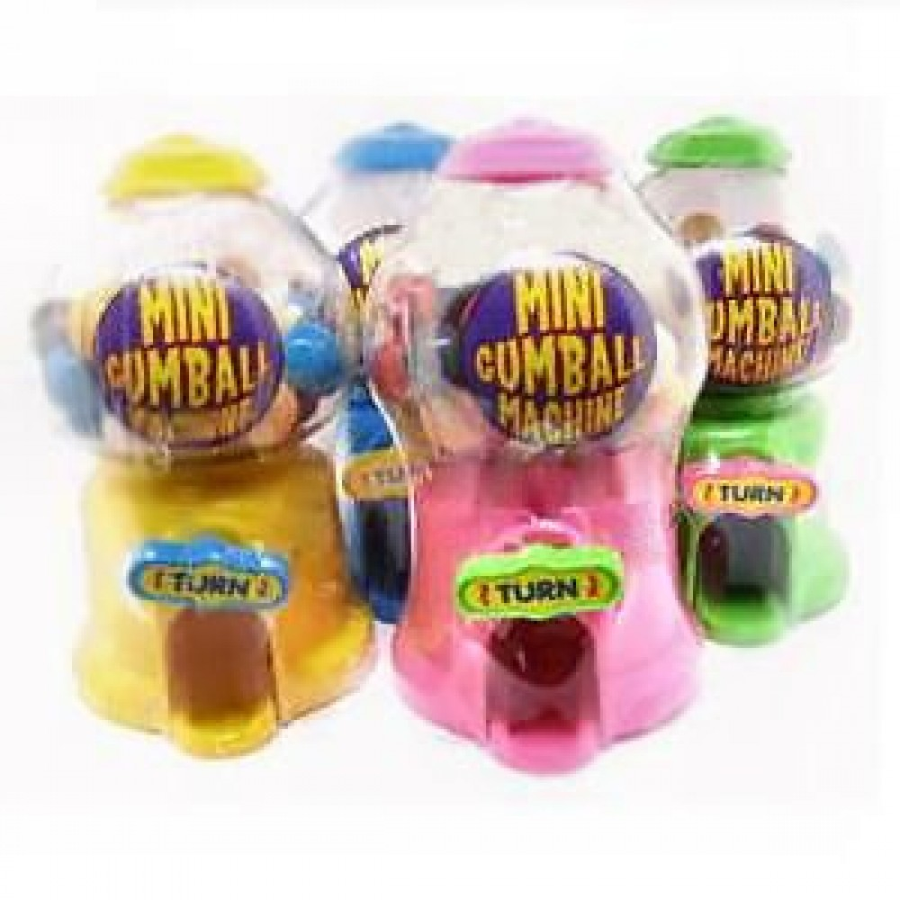CANDY MINI GUMBALL MACHINE * 40G