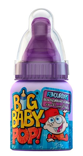 FAVOURITES BIG BABY POP  32G