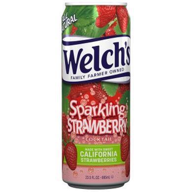 Welch´s sparkling strawberry 695ml