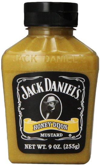 Jack Daniel´s Honey Dijon Mustard 255g