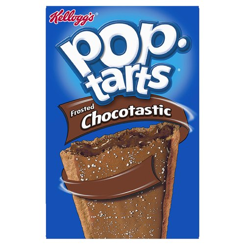 Pop tarts Chocotastic 400g
