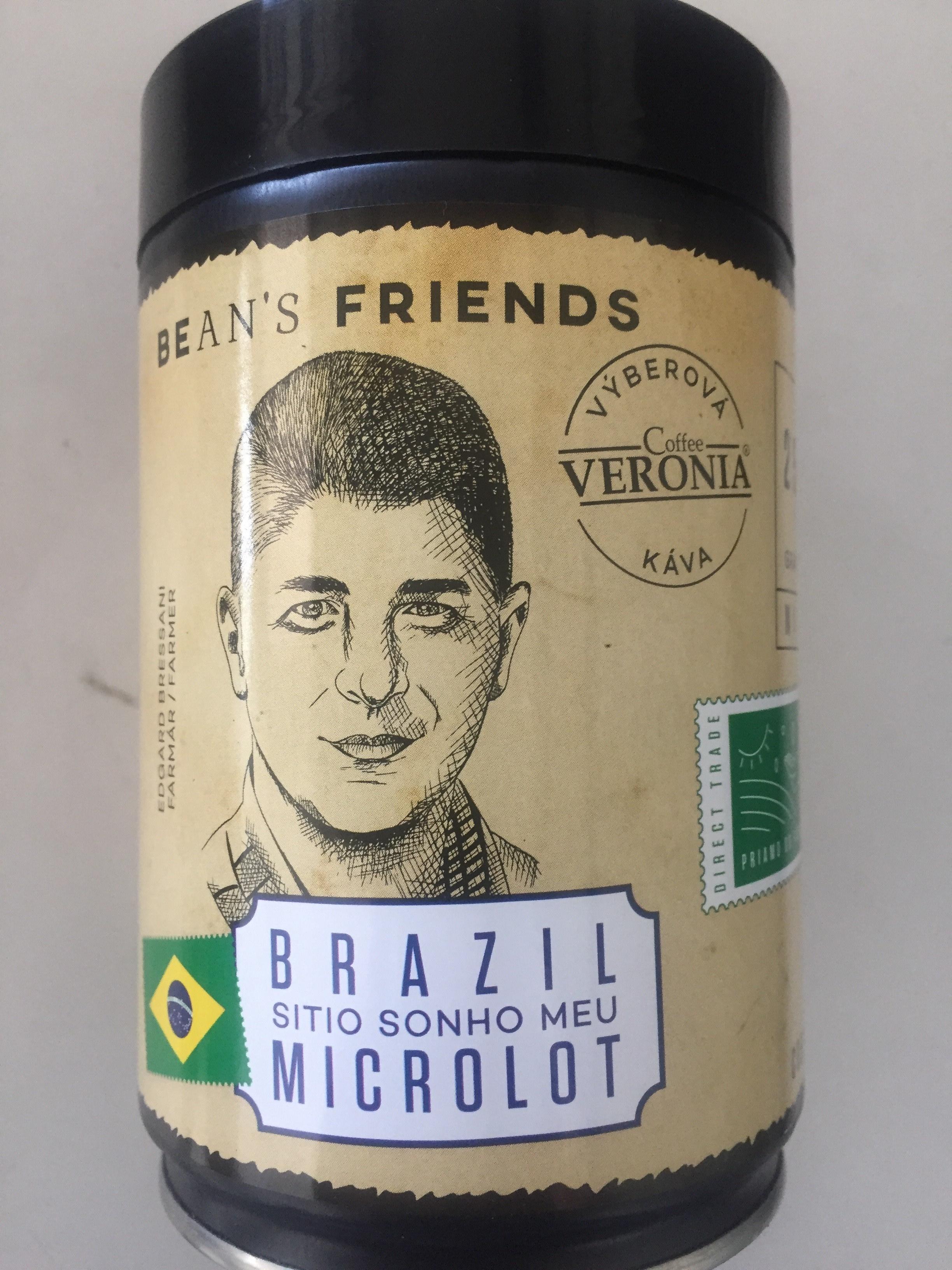 Káva Brazil Sitio Sonho Meu Microlot 250g