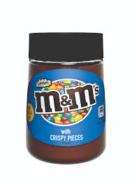 MARS M&MS CRISPY CHOCOLATE SPREAD 350G
