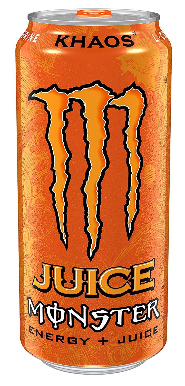 Monster Orange Khaos 473ml