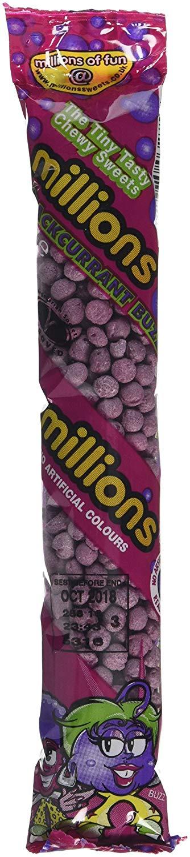 Millions Blackcurant Flavour 60g