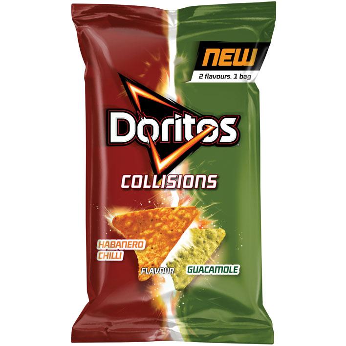 Doritos Habanero&Guacamole Tortilla Chips 75g