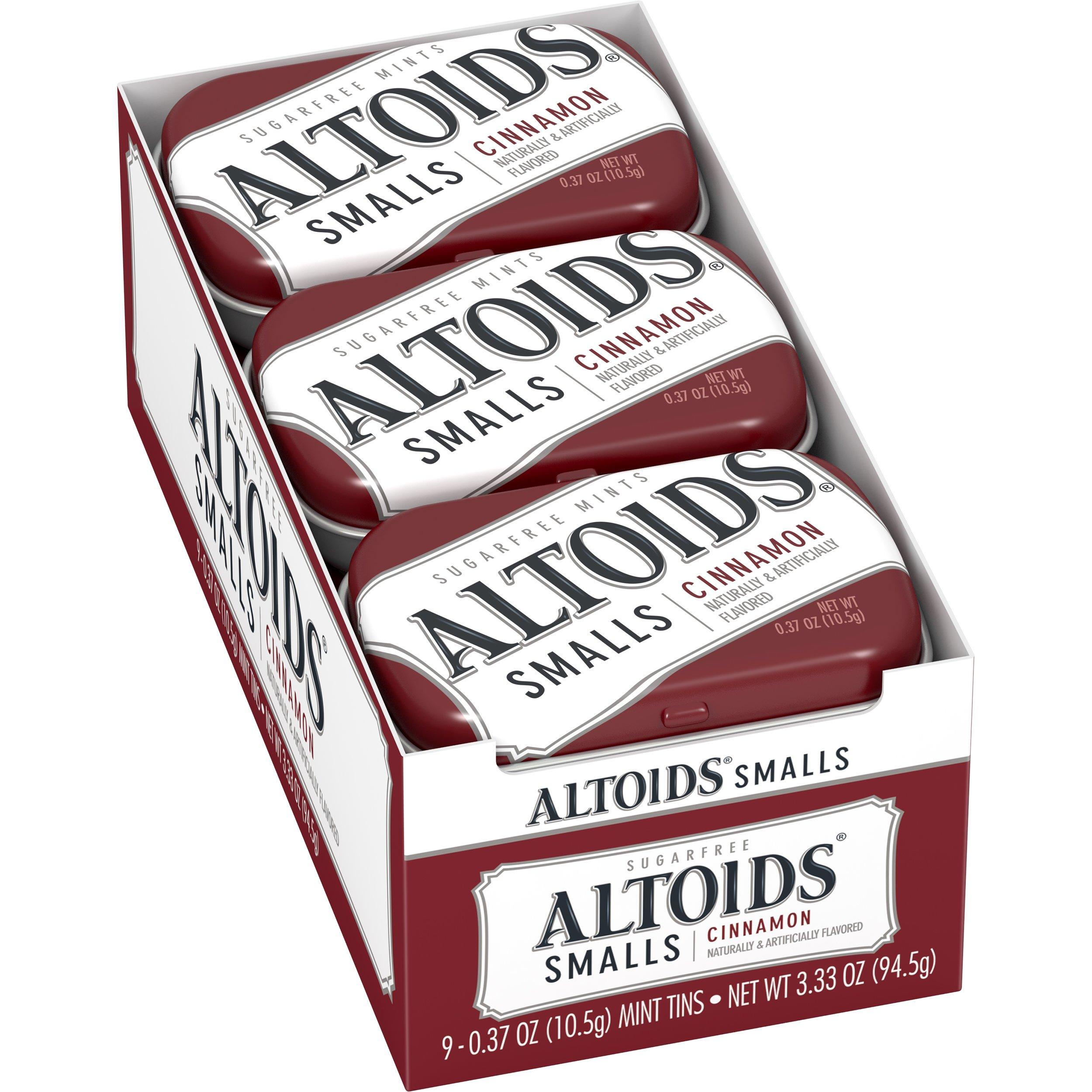 ALTOIDS CINNAMON MINTS 10,5g
