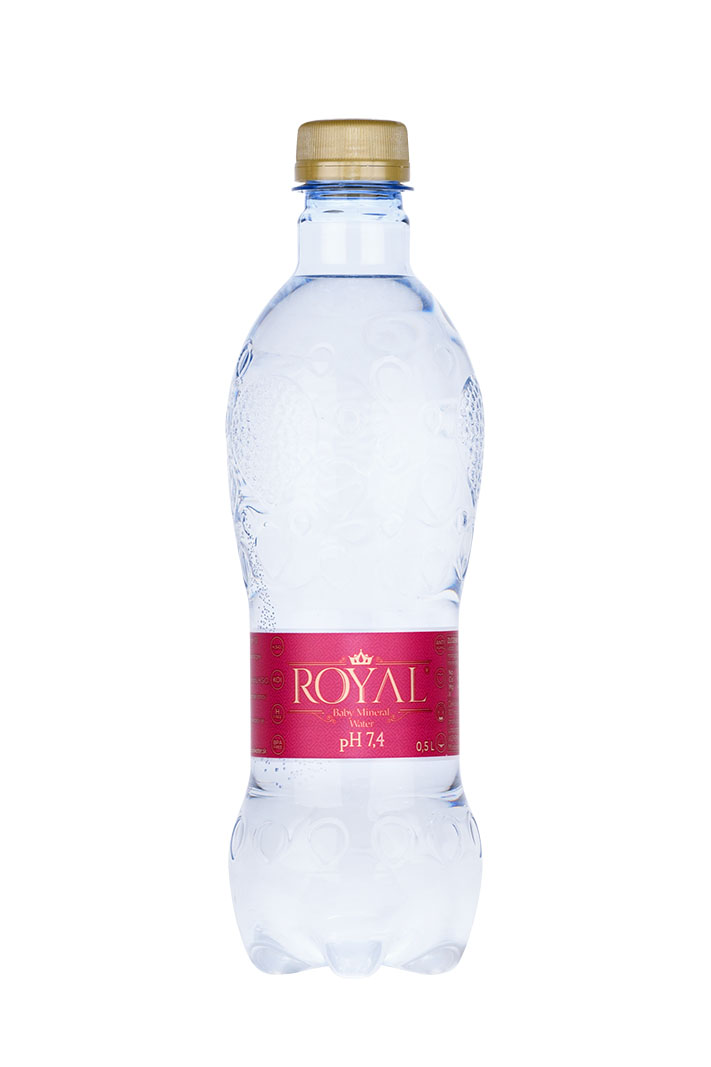 Royal Water Mineral pH 7,4 500ml